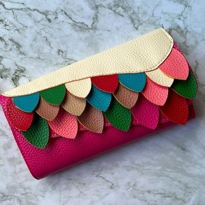 UNBRANDED   Quirky multicoloured convertible bag